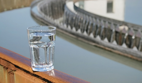 extracao de agua e tratamento de agua e esgoto