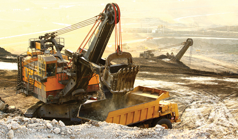 mineracao siderurgia e contrucao civil