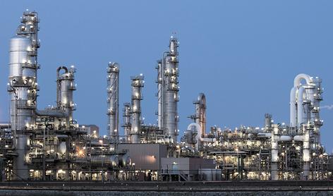 refinarias e petroquimicas